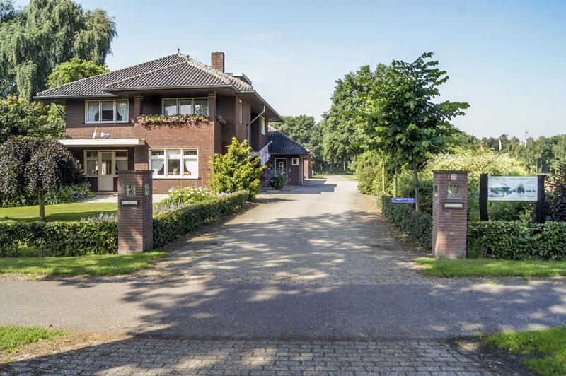 rolstoelvriendelijke vakantiewoning Limburg