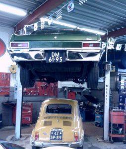 garage Biddinghuizen