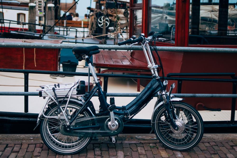 plooifiets e-bike